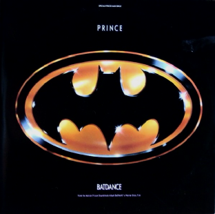 "Prince ‎- Batdance (The Batmix) (12"") (EX-/G+)"